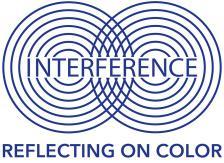 Interference logo op de vlaggen