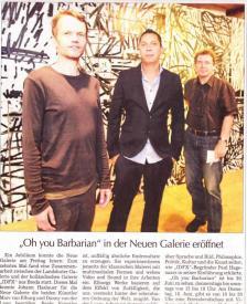 Artikel Landshuter Zeitung