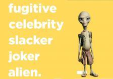 fugitve, celebrity....