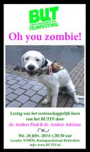 Oh you zombie